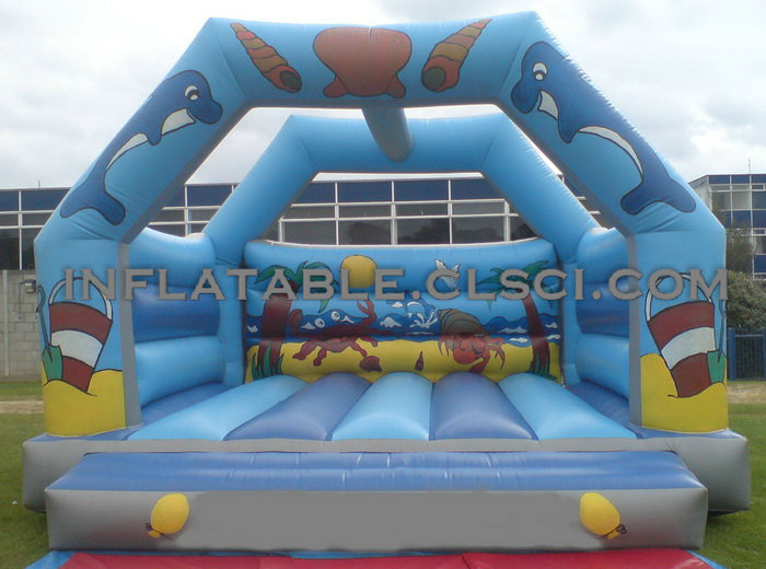 T2-1935 Inflatable Bouncer