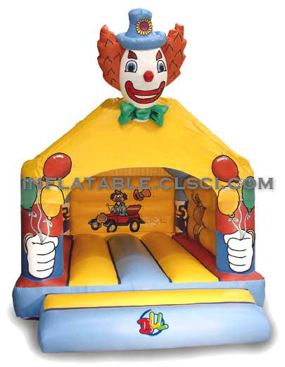 T2-1939 Inflatable Bouncer
