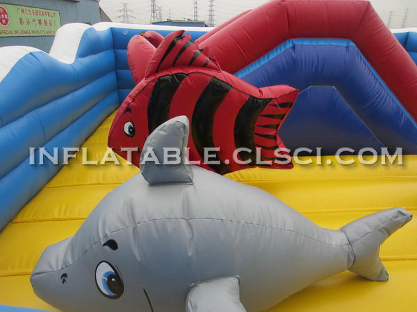T2-195 Inflatable Jumpers