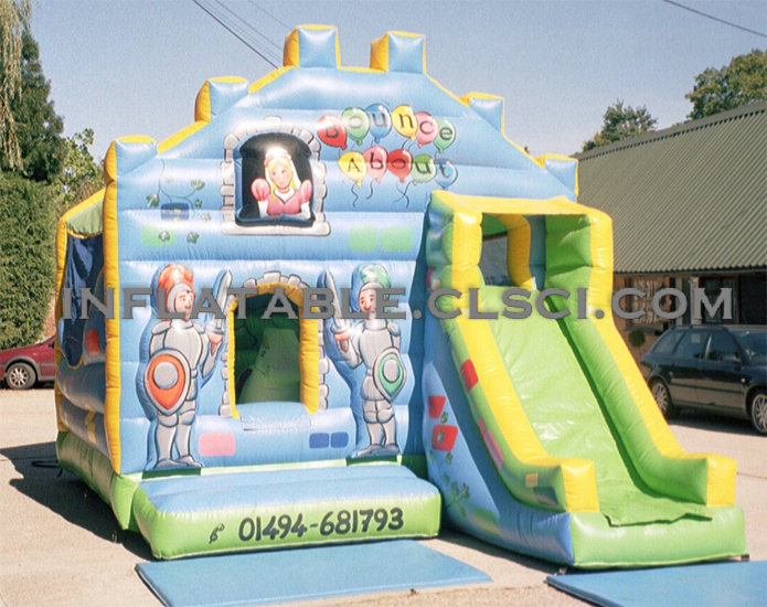 T2-1985 Inflatable Bouncer