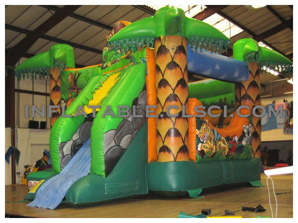 T2-1986 Inflatable Bouncer