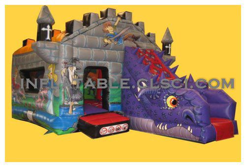 T2-1995 Inflatable Bouncer