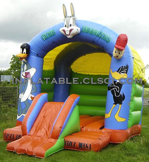 T2-2002 Inflatable Bouncer