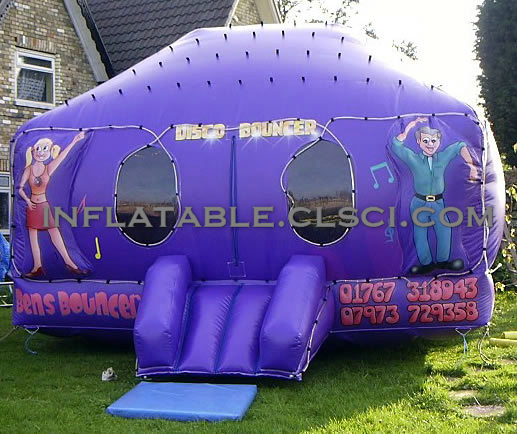 T2-2004 Inflatable Bouncer