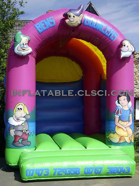 T2-2005 Inflatable Bouncer