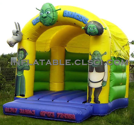 T2-2007 Inflatable Bouncer