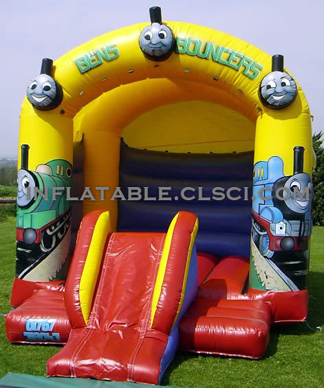 T2-2008 Inflatable Bouncer