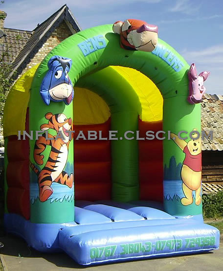 T2-2009 Inflatable Bouncer