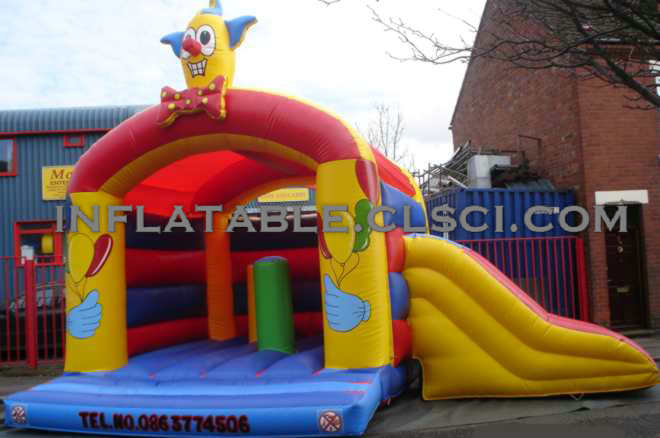 T2-2011 Inflatable Bouncer