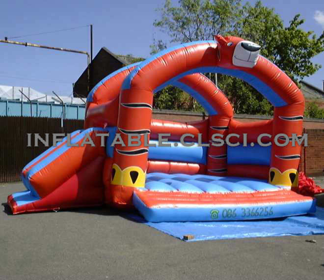 T2-2017 Inflatable Bouncer