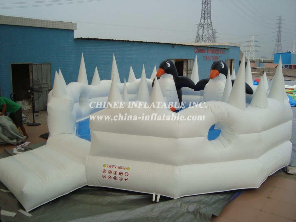 T2-2843 Inflatable Bouncers
