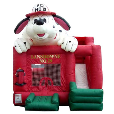T2-201 inflatable bouncer