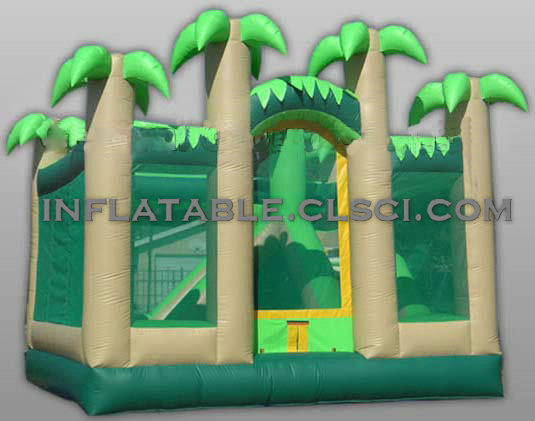 T2-2042 Inflatable Bouncer