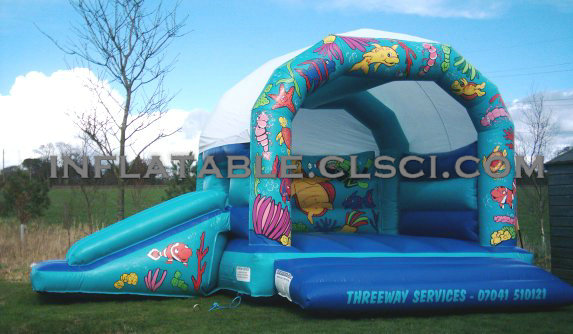 T2-2046 Inflatable Bouncer
