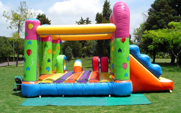 T2-204 inflatable bouncer