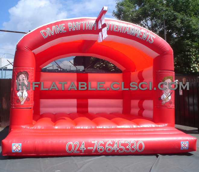 T2-2050 Inflatable Bouncer