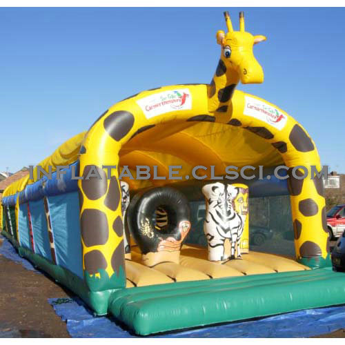 T2-2104 Inflatable Bouncer