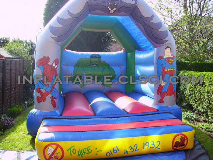 T2-2121 Inflatable Bouncer
