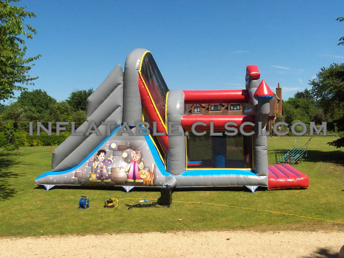 T2-2137 Inflatable Bouncer
