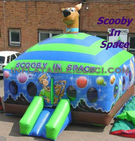 T2-2139 Inflatable Bouncer