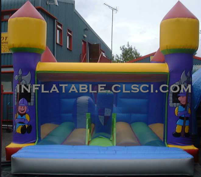 T2-2141 Inflatable Bouncer