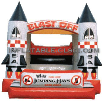 T2-2145 Inflatable Bouncer