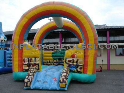 T2-2150 Inflatable Bouncer