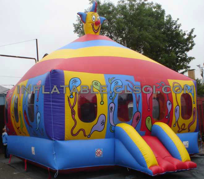 T2-2152 Inflatable Bouncer
