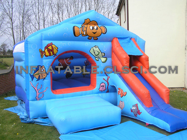 T2-2157 Inflatable Bouncer