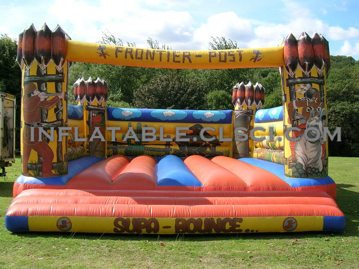 T2-2158 Inflatable Bouncer