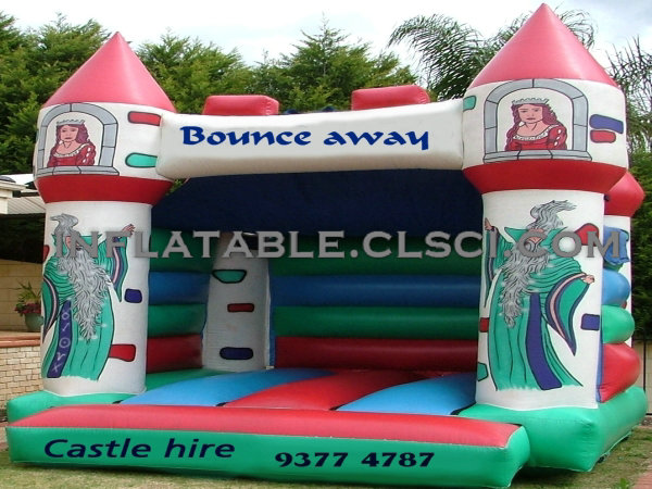 T2-2159 Inflatable Bouncer
