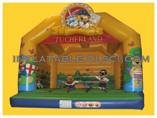 T2-2162 Inflatable Bouncer