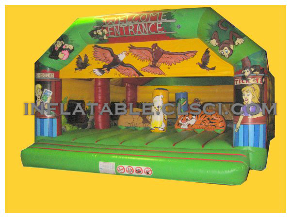 T2-2163 Inflatable Bouncer