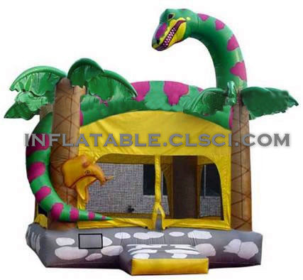 T2-2164 Inflatable Bouncer