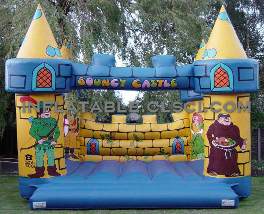 T2-2195 Inflatable Bouncer