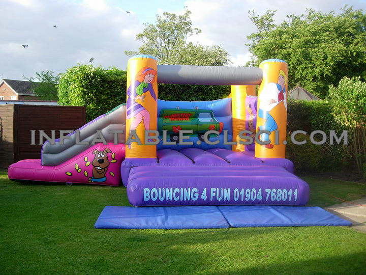T2-2199 Inflatable Bouncer