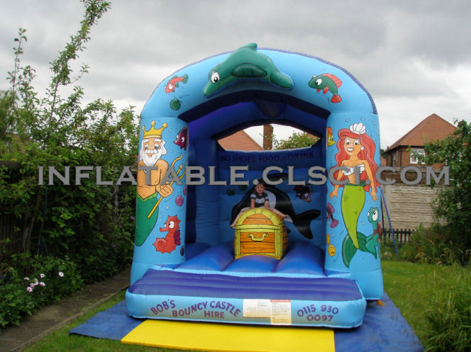 T2-2201 Inflatable Bouncer