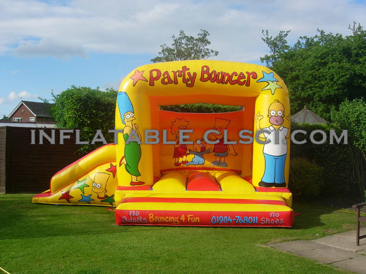 T2-2205 Inflatable Bouncer