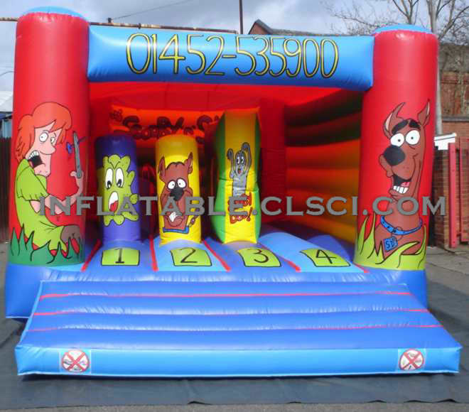 T2-2214 Inflatable Bouncer