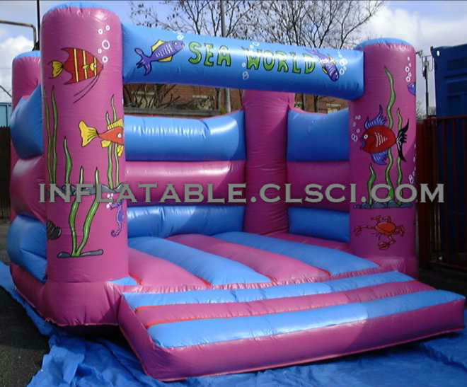 T2-2215 Inflatable Bouncer