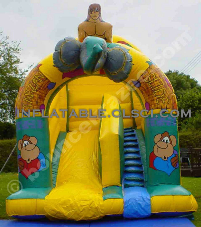 T2-2218 Inflatable Bouncer