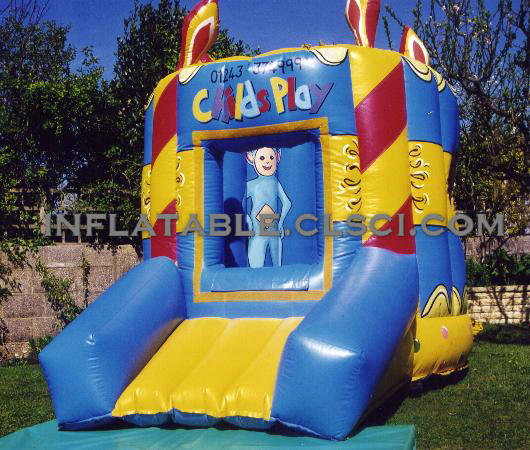 T2-2219 Inflatable Bouncer