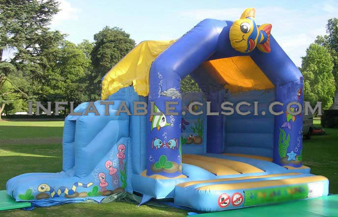 T2-2228 Inflatable Bouncer