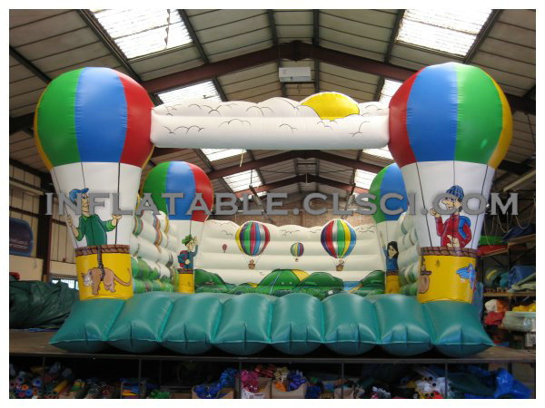 T2-2233 Inflatable Bouncer