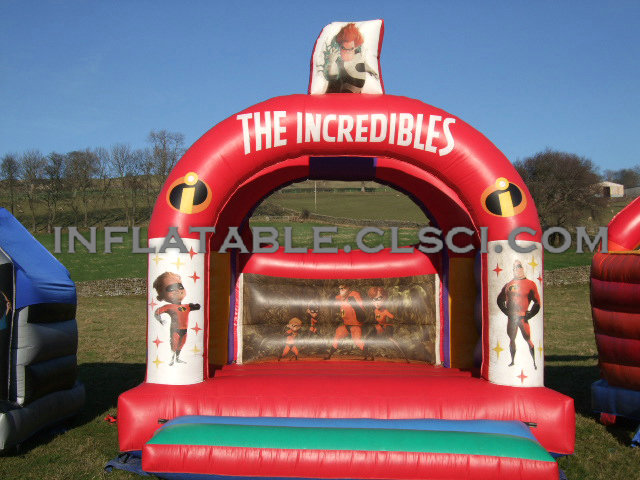 T2-2243 Inflatable Bouncer