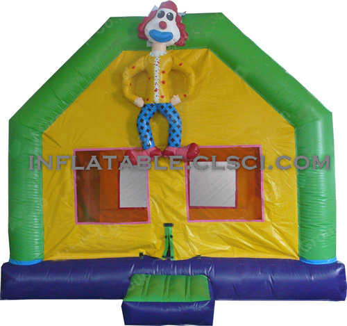 T2-2254 Inflatable Bouncer