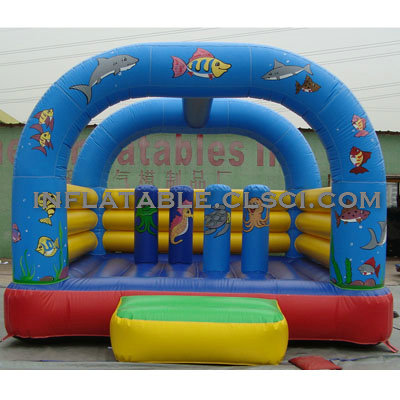T2-2299 Inflatable Bouncer