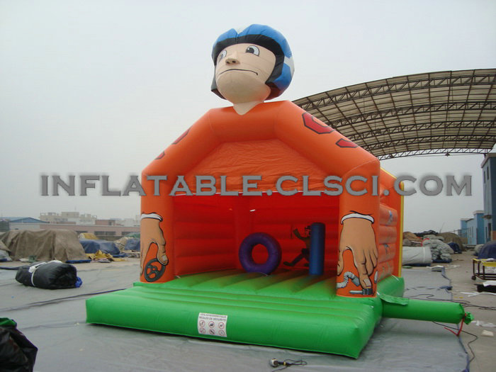 T2-2301 Inflatable Bouncer