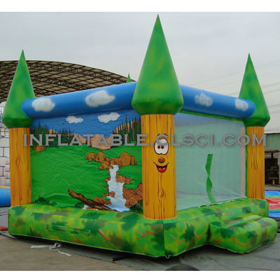T2-2303 Inflatable Bouncer