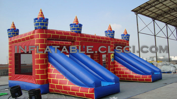 T2-2305 Inflatable Bouncer